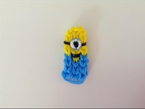 Rainbow loom Nederlands, minion