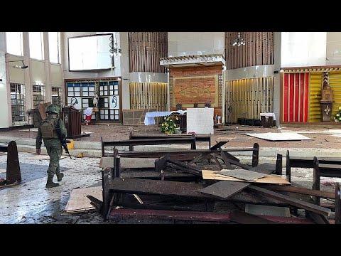 Теракт в католической церкви на Филиппинах: два десятка погибших… photo