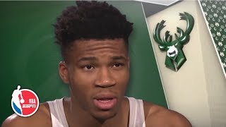 Giannis Antetokounmpo already feels like MVP 'of life' | NBA on ESPN