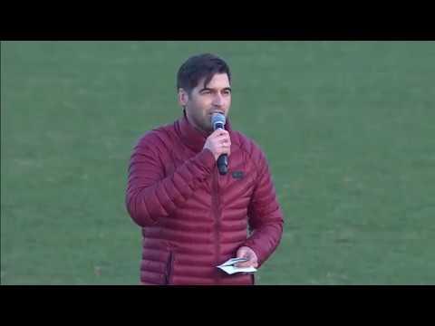 VIDEO - Il discorso di Fonseca al Tre Fontane: