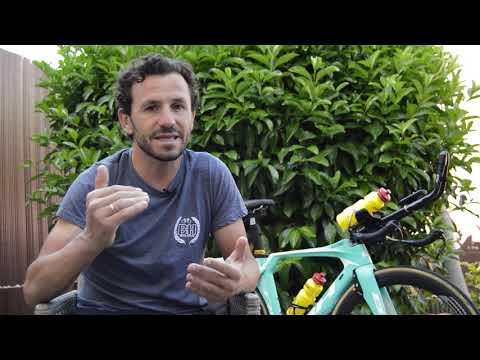 Cycling Heroes | Alejandro Santamaria