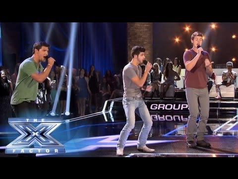 "Restless Road Is Looking For ""Somebody"" - THE X FACTOR USA 2013 - Smashpipe Entertainment"