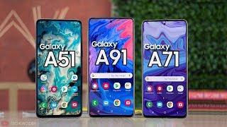 Samsung Galaxy A51 / Galaxy A71 / Galaxy A81  Galaxy ...