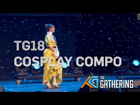 TG18: Cosplay Competition