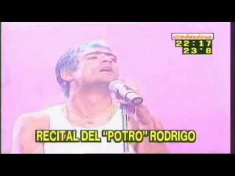 Recital de Rodrigo en CM-1