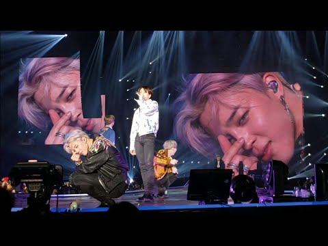 190323 Medley (Fire, Baepsae, Dope, etc) @ 방탄소년단 BTS Love Yourself in Hong Kong 2019 Day 3