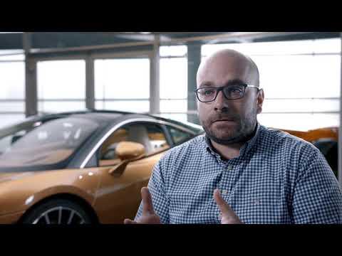 McLaren Tech Club - Episode 13 - Aerothermal Engineering