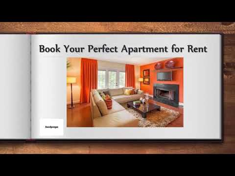 Book Your Perfect Apartment for Rent