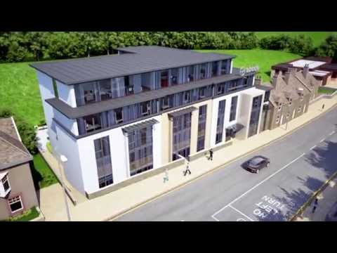 Braefoot House, Edinburgh Student Property Investment - Aspen Woolf