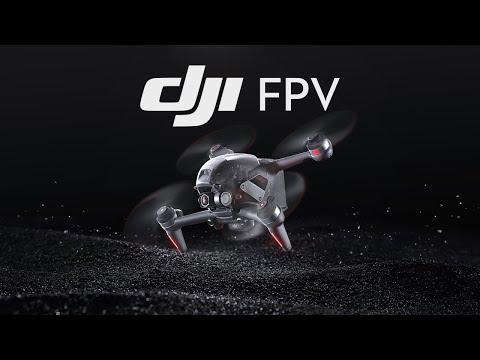 DJI - Introducing DJI FPV