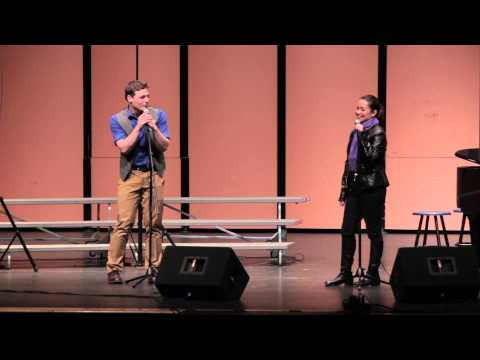 A Whole New World, performed by Lea Salonga and Noah Barson