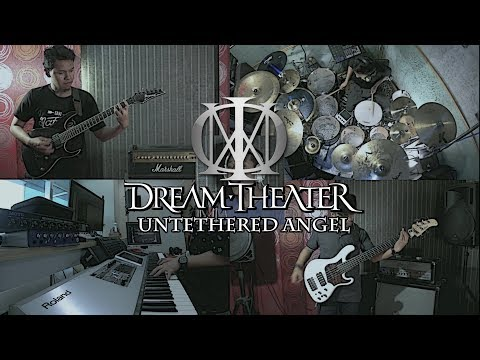 Dream Theater - Untethered Angel Cover by Sanca Records ft. Dj Piels