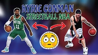 NBA VS STREETBALL