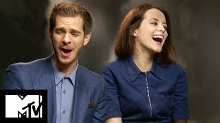 Andrew Garfield & Claire Foy Go Speed Dating! | MTV Movies