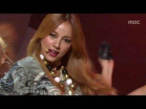 Lee Hyori - Chilly Chilly Bang Bang, 이효리 - 치티 치티 뱅 뱅, Music Core 20100522