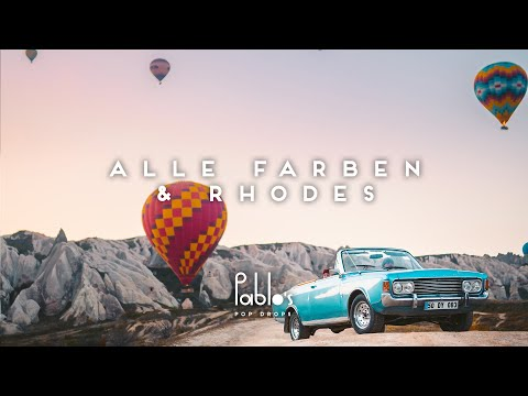 ALLE FARBEN & RHODES – H.O.L.Y. [OFFICIAL LYRIC VIDEO]
