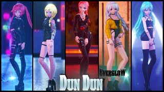 [MMD] Everglow - Dun Dun