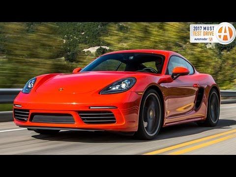 2017 Porsche 718 Cayman   Must Test Drive   Autotrader