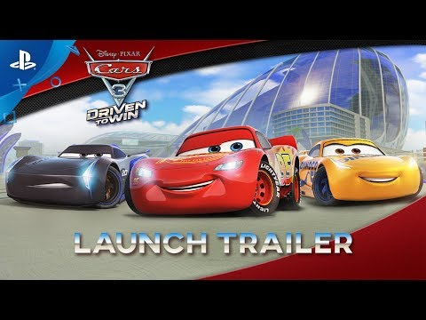 Cars 3: Driven to Win Trailer