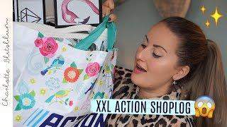 XXL ACTION SHOPLOG MEI 2018 🐆✨ | Charlotte Blitzblum