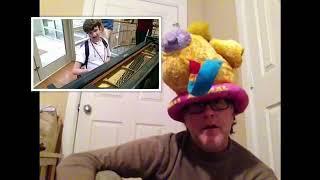 #JOKE:Why did the teddy bear pass on dessert?