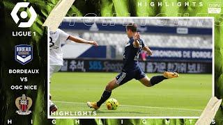 Bordeaux 0 - 0 OGC Nice - HIGHLIGHTS - 9/27/2020