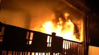 Arsonist Set My House On Fire In Downtown Toronto   Dec 1st 2017