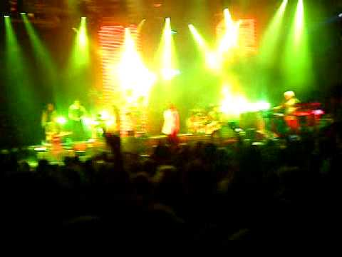 Faithless - Crazy Bal'heads live at Caribana Festival 11.06.2010