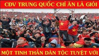 CĐV Trung Quốc CHOÁNG khi Việt Nam VÔ ĐỊCH và quay sang trách móc đội nhà không thương tiếc