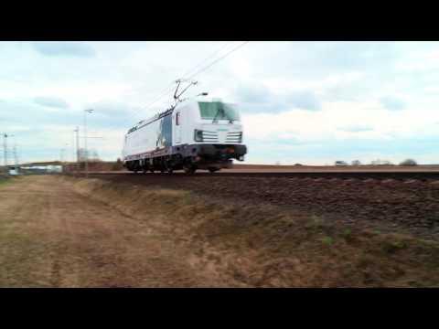 Vectron - lokomotywa Siemensa na polskich torach