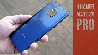 Huawei Mate 20 Pro Review - Best Of The Best?