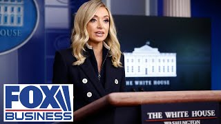 Kayleigh McEnany holds a press briefing at White House   9/22/20