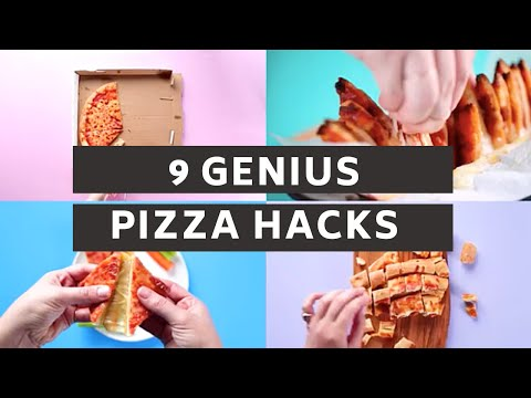 9 Genius Pizza Hacks That Will Change Your Life