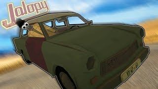 I'VE MADE A HUGE MISTAKE! (Jalopy Gameplay Roleplay) Traveling Across Country!