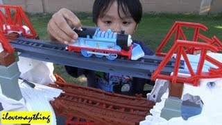 Thomas the Tank Engine on The Icy Rails Adventure Set