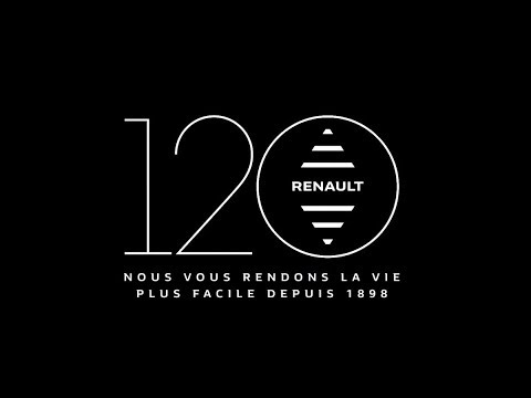 120 ans | Renault