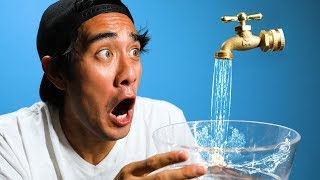 Satisfying Water Illusion Tricks with ZACH KING, The Magic Tricks Ever Show Compilation 2018