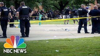 Three Injured In Accidental Shooting At Louisville Protest, Tensions High In Portland | Nightly News