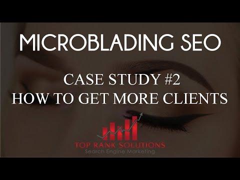 Microblading Marketing Videos