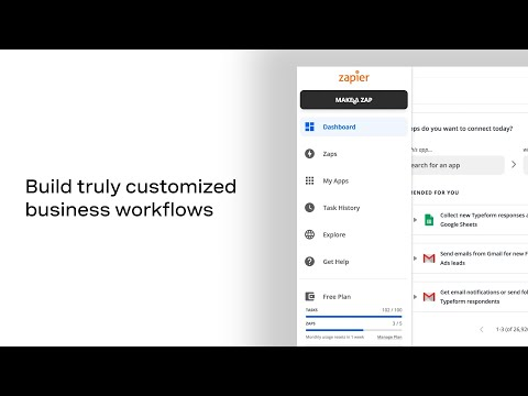 See how Vonage and Zapier are empowering companies to be more productive than ever before.