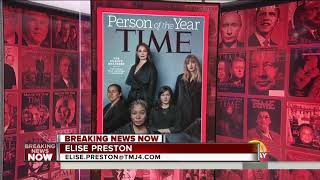 Time names 'The Silence Breakers' Person of the Year for 2017