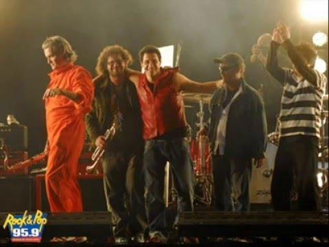 Sumo 2007, Divididos + Las Pelotas, IN-CRE-I-BLE