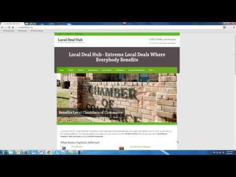 Internet Marketing Website Design Example