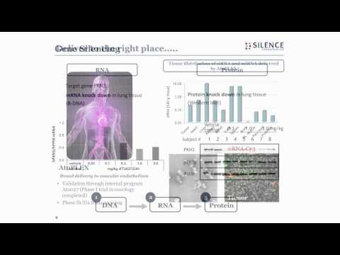 Silence Therapeutics - Investor Day Presentation by ALI MORTAZAVI