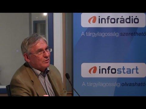 InfoRádió - Aréna - Magyarics Tamás - 2. rész - 2019.05.14.