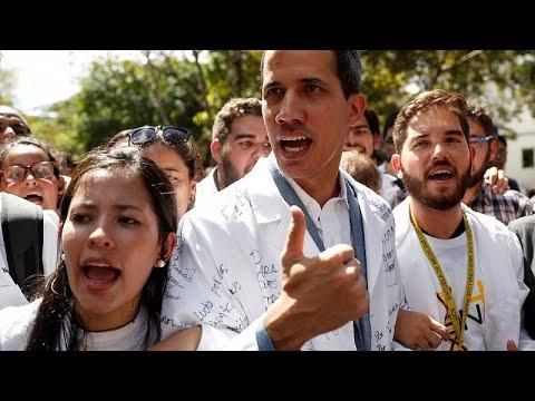 Европарламент признал Гуайдо временным президентом Венесуэлы… photo