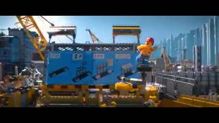 Everything    Is Awesome! HD Lego Movie Scene