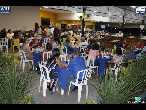 Homenagem e comemoração dos 20 anos dos Antas na AABB-Ji-Paraná