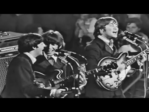 The Beatles - Nowhere Man (Circus Krone-Bau)