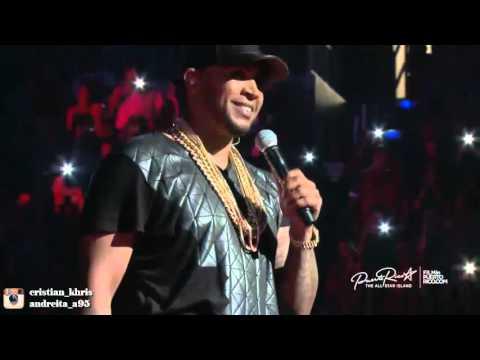 Concierto The Kingdom Daddy Yankee Vs Don Omar (Tiraera-Exitos)
